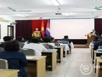 Hình ảnh : Lớp Học Cấp Chứng Chỉ Chỉ Huy Trưởng Công Trình
