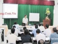 Hình ảnh : Lớp Học Bồi Dưỡng Nghiệp Vụ Tư Vấn Giám Sát Tại TPHCM và Hà Nội