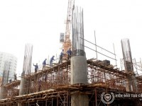 Hình ảnh : Phần việc cơ bản của một giám sát thi công xây dựng