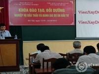 Hình ảnh : Lớp Học Chứng Chỉ Đấu Thầu Tại Phú Thọ - Yên Bái – Lào Cai