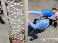 Hình ảnh : Chứng Chỉ An Toàn Làm Việc Trên Cao - Leo Cao